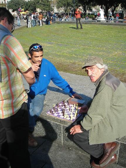 Dedicato agli amici scacchisti