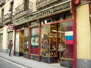 Il negozio Troika Delicatessen