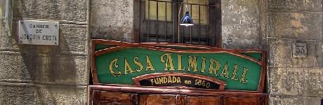 Il Bar Casa Almirall